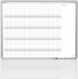 Roèní plánovací tabule 90x120 ENG New design