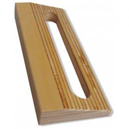 Døevìný dorazník papíru pro EBA-IDEAL 4300, 4305, 4315, 4350, 432, 435, 436, 4205, 4215, 4250 - zvìtšit obrázek