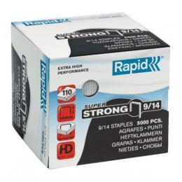 Spony Rapid 9/14 - zvìtšit obrázek
