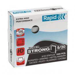 Spony Rapid 9/20 - zvìtšit obrázek