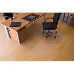 Podložka pod židli na podlahu RS Office Ecoblue 90 x 120 cm - zvìtšit obrázek