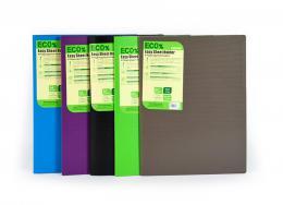 Desky na spisy ECO  EASY SHEET HOLDER, A4 fialová