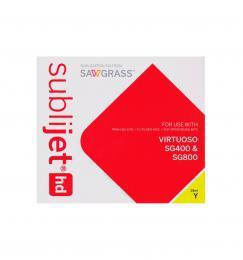 Sublijet HD pro Virtuoso SG400 - žlutá 29 ml
