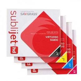 Sublijet HD pro Virtuoso SG800 - èerná 75 ml