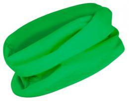 Multifukèní šátek k potisku sublimací - zelená