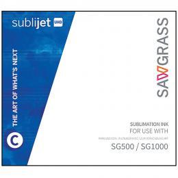 Sublijet UHD pro Virtuoso SG500 31 ml - cyan