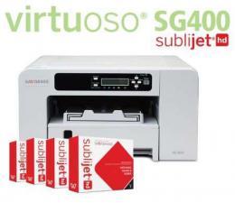 SU-Virtuoso SG400 tiskárna - prázdná