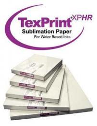 Sublimaèní papír pro gelové inkousty XP-HR A3