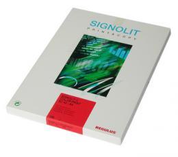 Signolit SC 46 A4 - samolepící bílá lesklá fólie