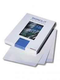 Signolit SIVK - èirý samolepící vinyl pro IJ tiskárny A4