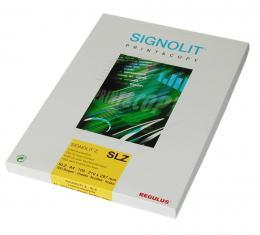 Signolit SLW A4 - bílá matná samolepící fólie