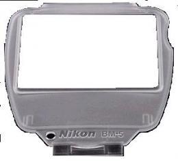 BM-5 prùhledná krytka LCD monitoru pro D70s