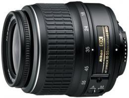 Nikon AF-S DX Zoom-Nikkor 18-55mm f/3.5-5.6G EDII (3,0x) èerný