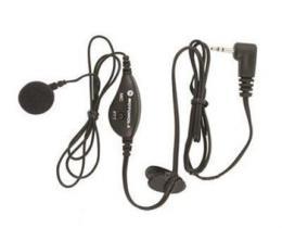 Motorola lehká náhlavní souprava 00174 pro TLKR a další, tlaèítko PTT