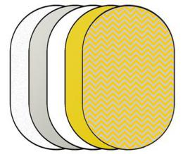 Linkstar FR-71112W odrazná deska 5v1 71x112 cm