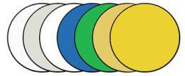 Linkstar FR7-110 odrazná deska 7v1 110 cm