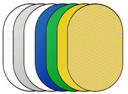 Linkstar FR7-90120 odrazná deska 7v1 90x120cm