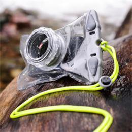 Aquapac Small Camera Case with Hard Lens - vodotìsné pouzdro pro malé kompakty s vysouvacím objektivem