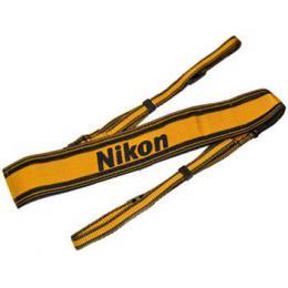 Nikon AN-6Y široký nylonový popruh, žlutá