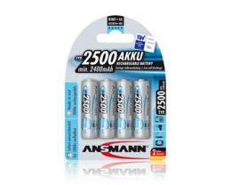 Ansmann maxE Plus Mignon NiMH 4x AA 2500 mAh