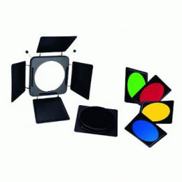 Linkstar LFA-BD set klapek na studiová svìtla