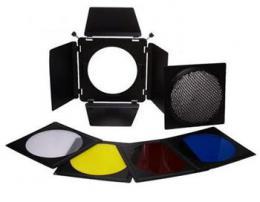 Falcon Eyes SFA-BHC set klapek pro studiová svìtla