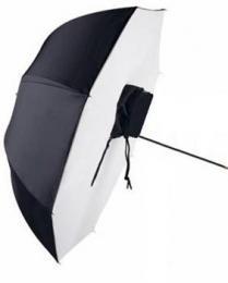 Falcon Eyes U-48 deštníkový softbox 90 cm, èerný vnìjšek