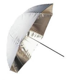 Falcon Eyes UR-32G odrazný deštník 70cm (zlatá/bílá)