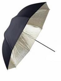 Falcon Eyes UR-48SL odrazný deštník 100cm (sluneèní/èerná)
