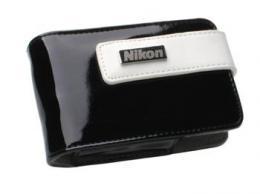 Nikon CS-S26 pouzdro vertikální pro Coolpix øady S, èerná/bílá