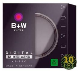 B W UV filtr 52mm XS-PRO DIGITAL MRC nano