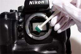 Eyelead SCK-1 èistící set na snímací èip fotoaparátu