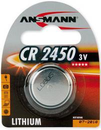 Ansmann CR 2450 lithiová knoflíková baterie