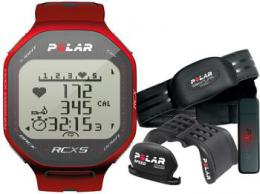 Polar RCX5 Red Bike, vè. interface DataLink