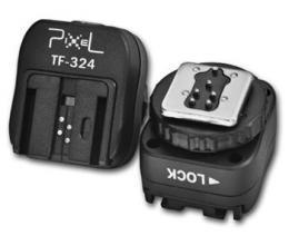 Pixel TF-324 adaptér patice blesku pro systémové blesky Sony