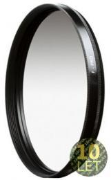 B W 701 šedý pøechodový 50  filtr 49mm MRC