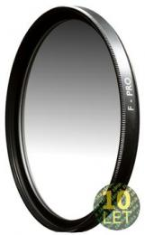 B W 702 šedý pøechodový 25  filtr 58mm MRC