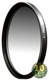 B W 702 šedý pøechodový 25  filtr 62mm MRC