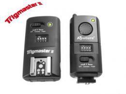 Aputure TrigMaster II (2,4 GHz) MXII-C - dálkový ovladaè záblesku (Canon)