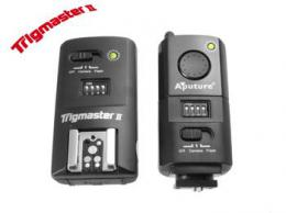 Aputure TrigMaster II (2,4 GHz) MXII-N - dálkový ovladaè záblesku (Nikon)
