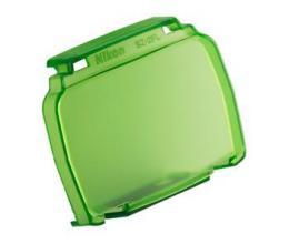 Nikon SZ-2FL zelený filtr (záøivkové svìtlo) pro blesk SB-910