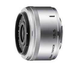 Nikon 1 Nikkor 18.5mm f/1.8 Silver