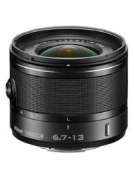 Nikon VR 1 Nikkor 6.7-13mm f/3.5-5.6 Black