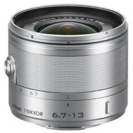 Nikon VR 1 Nikkor 6.7-13mm f/3.5-5.6 Silver