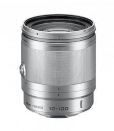 Nikon VR 1 Nikkor 10-100mm f/4-5.6 Silver