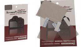 Easy Cover Screen Protector Nikon D3100