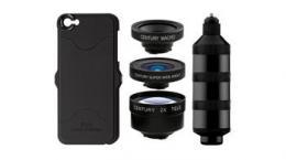 iPro Series 2 - Kit pro Apple iPhone 5/5s (Wide, Tele, Macro)