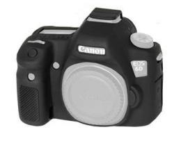 Easy Cover Reflex Silic Canon 6D Black
