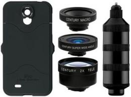 iPro Series 2 - Kit pro Samsung Galaxy S4 (Wide, Tele, Macro)