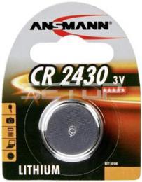 Ansmann CR 2430 lithiová knoflíková baterie 3 V BL1